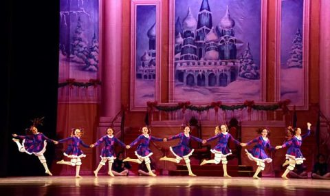 Belliston Ballet Denver Thanksgiving weekend performance
