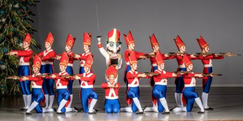 Toy soldiers Belliston Ballet